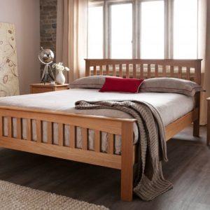 Wood Bed-Frames
