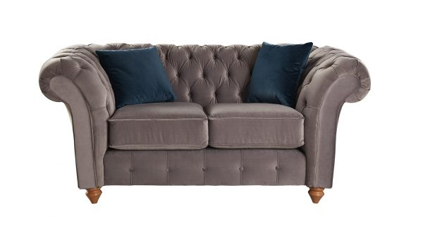 2 seater Winchester Gray
