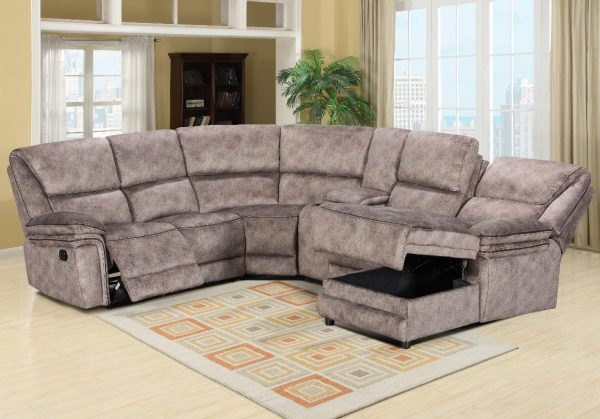 2+C+1+CONSOLE+CHAISE - TAUPE