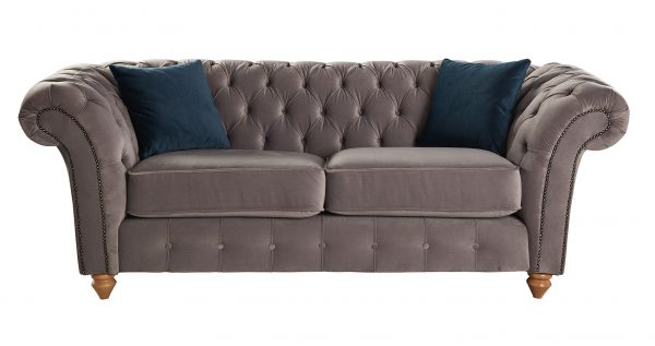 3 seater Winchester Gray