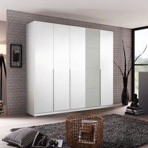 Bellezza Alpine White 5 Door