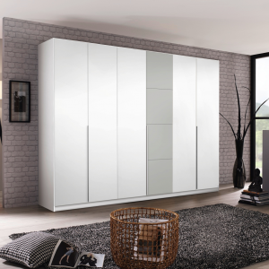 Bellezza Alpine White 6 Door