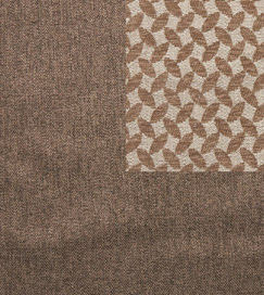 ECLIPSE TWEED COFFEE - TRELLIS TAUPE