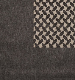 ECLIPSE TWEED - TRELLIS - CHARCOAL