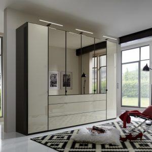 Eastside Magnolia and Mirror Door Fronts