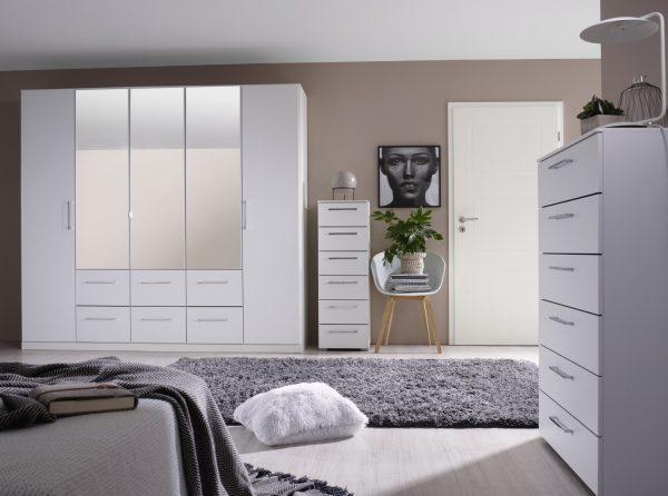 Ellesse 5 Door Alpine White