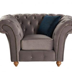 Standard chair Winchester Gray