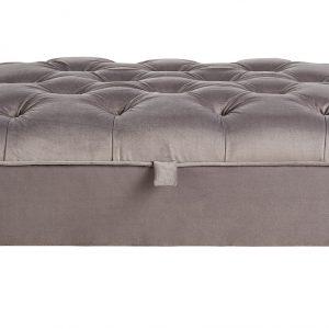Winchester Storage stool Gray
