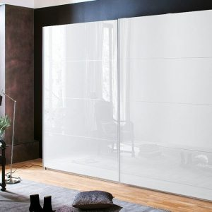 Zenaya Sliding Door White