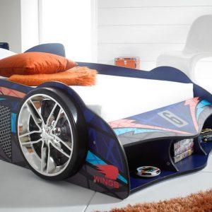 MRX Racer Car Bed Close Up