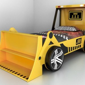 Tractor Car Bed